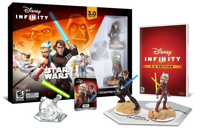 Disney Infinity 3.0 Edition release date set