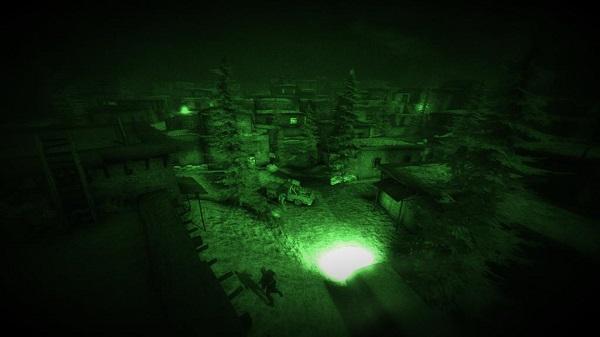 Night falling on Insurgency