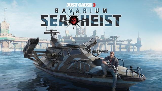 Just Cause 3 ready to set sail on Bavarium Sea