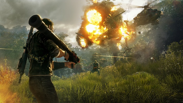 Rico Rodriguez returns in Just Cause 4