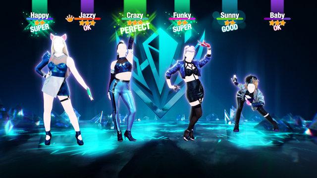 Just Dance 2021 adds K-pop track