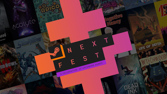 Steam Next Fest kicks-off in two weeks