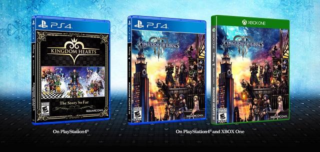 Kingdom Hearts tells The Story So Far