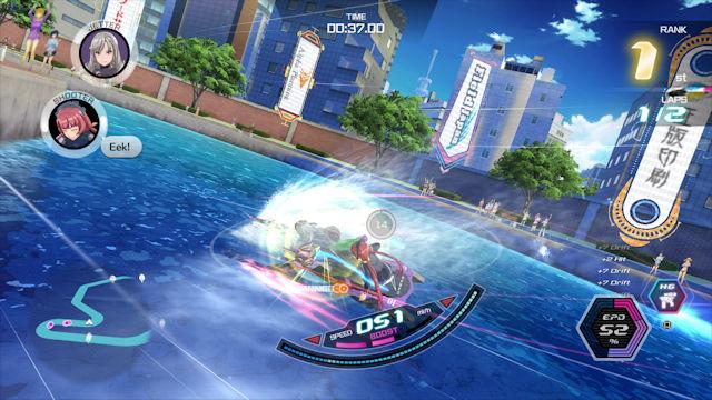 Kandagawa Jet Girls splashes down this summer