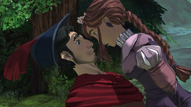 Next King's Quest chapter climbs into release in April
