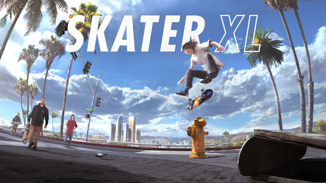 Skater XL rides into release