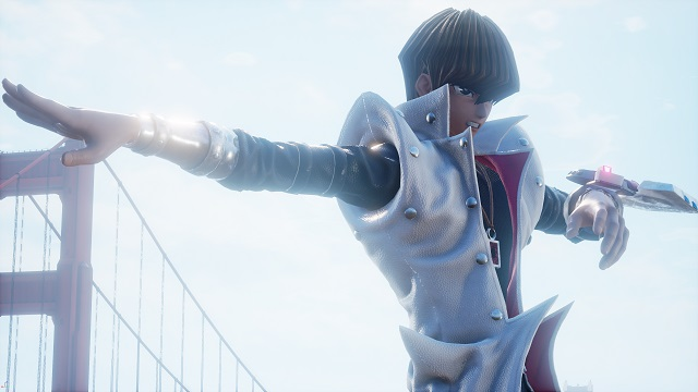 Seto Kaiba joining Jump Force