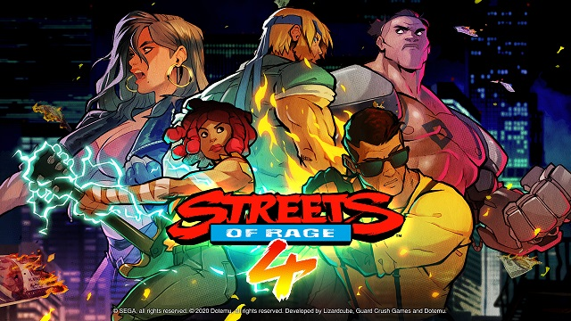 Streets of Rage 4 will honor the classics