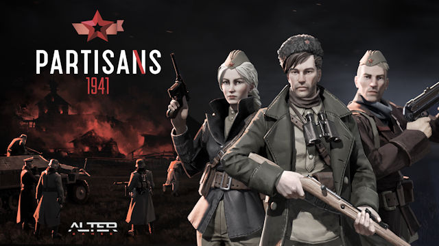 Partisans 1941 release date set