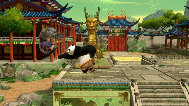 Kung Fu Panda headed for a Showdown this fall