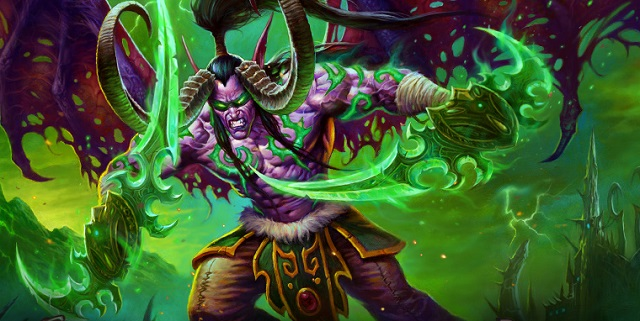 Demon Hunter prologue launched on Hearthstone