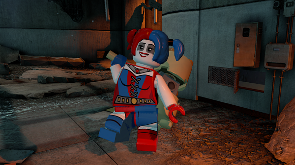 LEGO Batman 3 sending in The Squad