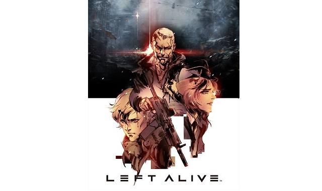 Square Enix reveals Left Alive