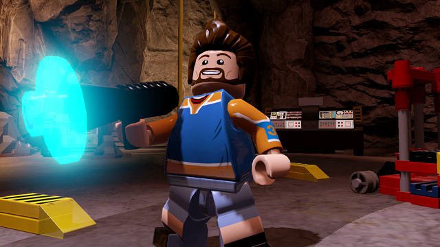 LEGO Batman 3 bringing Kevin Smith to Gotham
