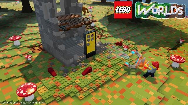LEGO Worlds headed to PC and consoles in February