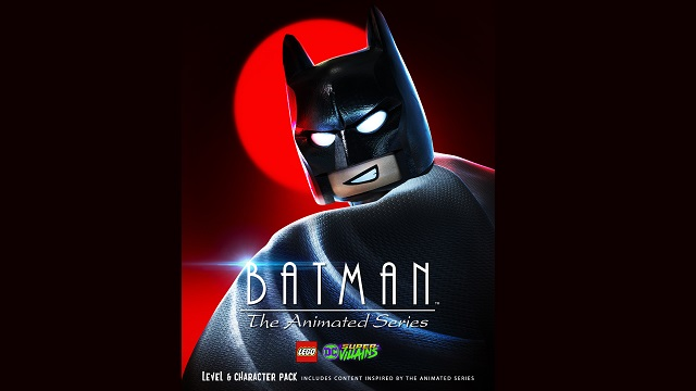 Batman: The Animated Series joins LEGO DC Super-Villains