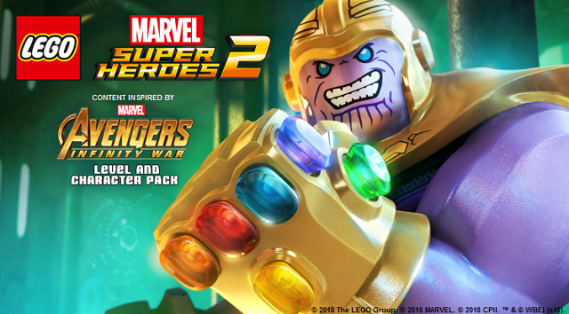 Infinity War coming to LEGO Marvel Super Heroes 2