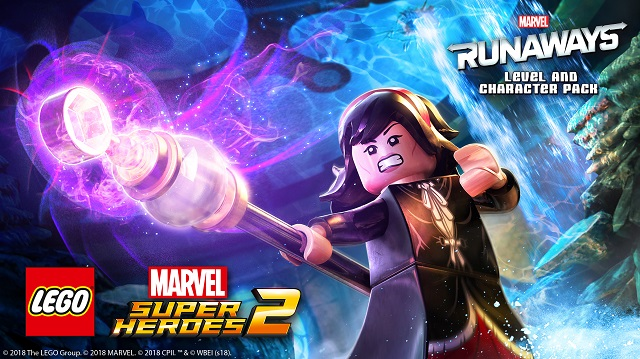 Runaways run to LEGO Marvel Super Heroes 2