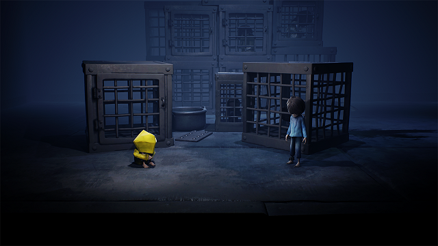 Little Nightmares Complete Edition will soon be haunting Switch