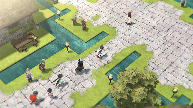 Lost Sphear can now be found news image