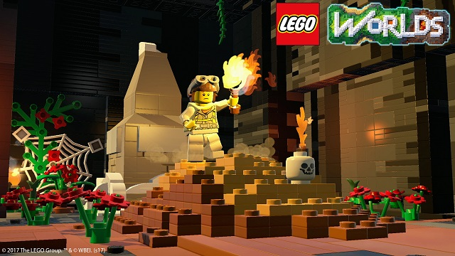 LEGO Worlds launches