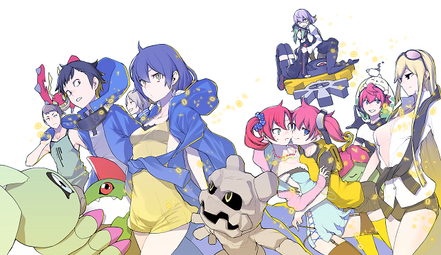 Digimon Story: Cyber Sleuth - Hacker's Memory released