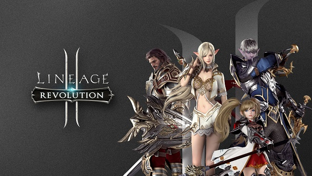 Lineage 2: Revolution launched on mobile