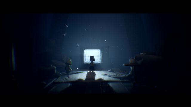 Little Nightmares II dreaming of a February release