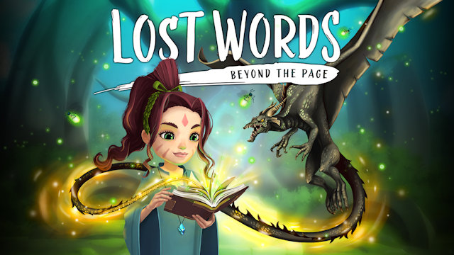 Lost Words will be found in April