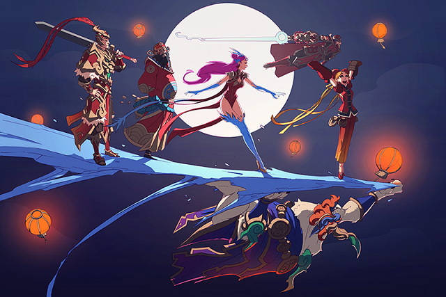 Battlerite launches Lunar New Year event
