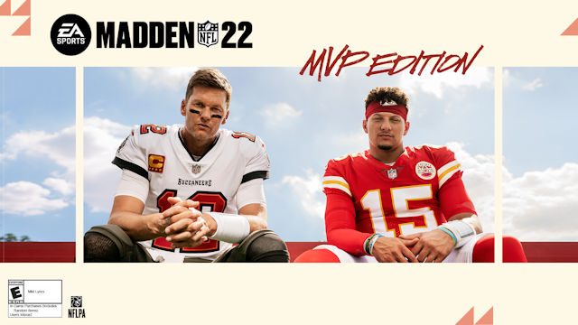 Madden NFL 22 will feature two cover athletes