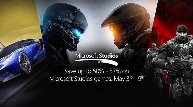 Microsoft Studios Publisher Sale launched on Xbox Store