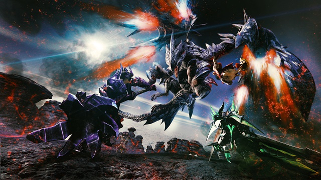 Monster Hunter comes to Switch