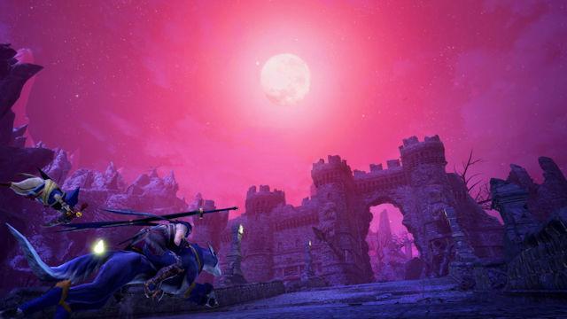 The sun is breaking on Monster Hunter Rise