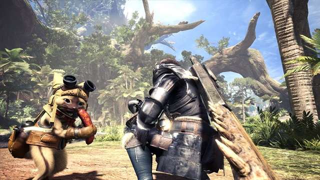 Monster Hunter: World release date set