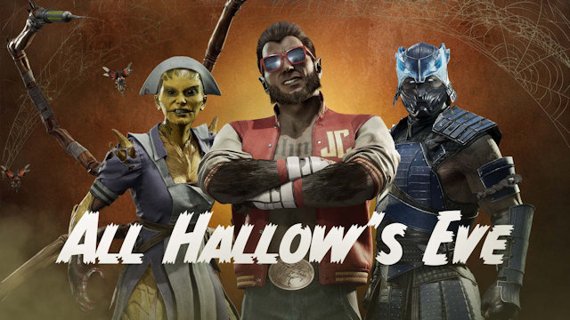 All Hallows' Eve comes early to Mortal Kombat 11