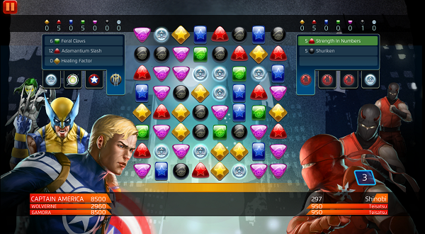Enemy of the State comes to Marvel Puzzle Quest