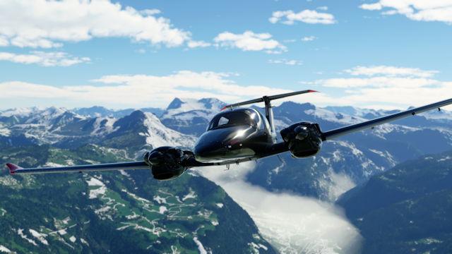 Microsoft Flight Simulator on Xbox will be wheels-up in July
