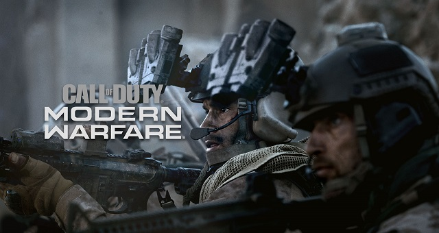 Modern Warfare PC specs revealed