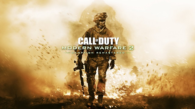 Call of Duty: Modern Warfare 2 Campaign Remastered released on PS4