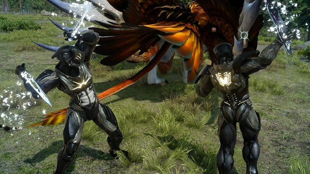 Final Fantasy XV adds Magitek Exosuits
