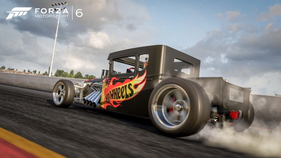 Forza Motorsport 6 picks up some hot wheels