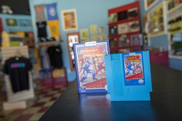 Mega Man classic carts shipping