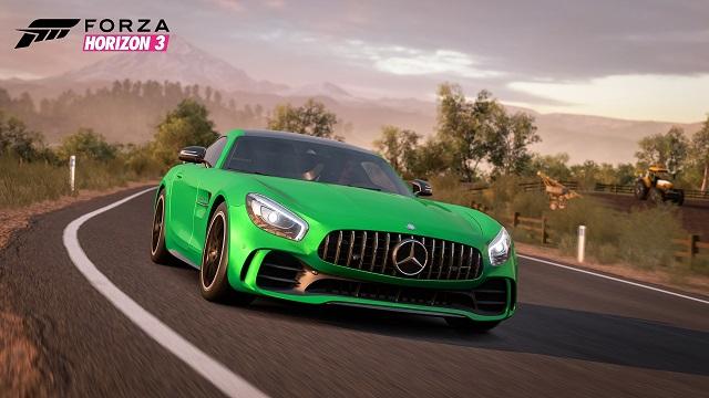 Logitech G Car Pack arrives on Forza Horizon 3