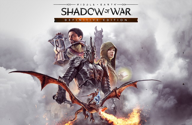 Middle-earth: Shadow of War Definitive Edition coming this month