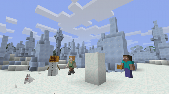 Big Minecraft update drops on consoles