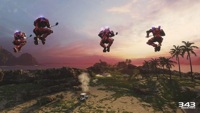 Halo 5 releases Monitor's Bounty