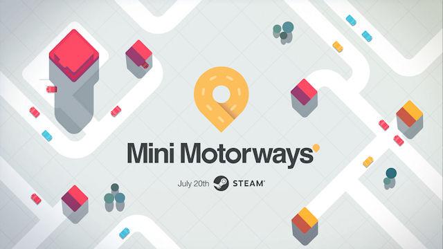 Mini Motorways opened to traffic
