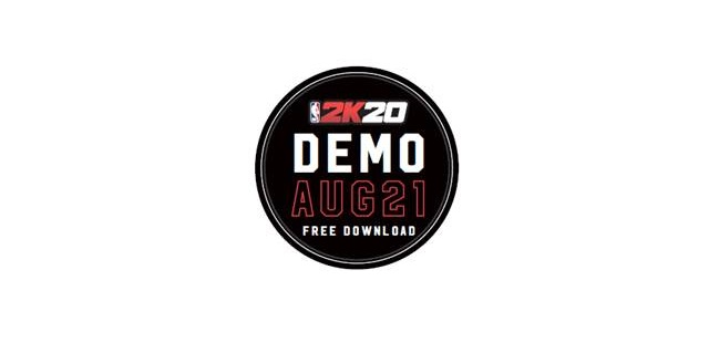 NBA 2K20 demo coming in August