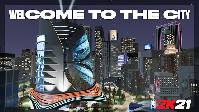 NBA 2K21 on next-gen getting a new neighborhood